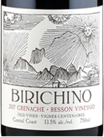 Grenache Besson Vineyard Old Vines